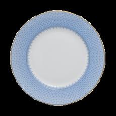 Mottahedeh Mottahedeh Cornflower Lace Dessert Plate