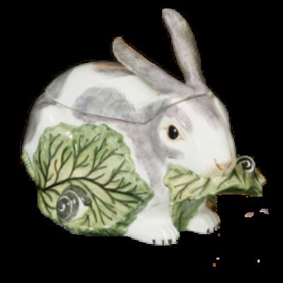 Mottahedeh Mottahedeh Chelsea Rabbit Tureen Large