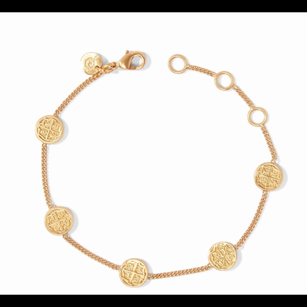 Julie Vos Julie Vos Valencia Delicate Bracelet Gold
