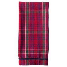 Juliska Juliska Tea Towel - Red Tartan