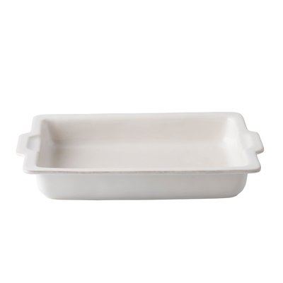 "Juliska Juliska Puro Whitewash 16"" Rectangular Baker"