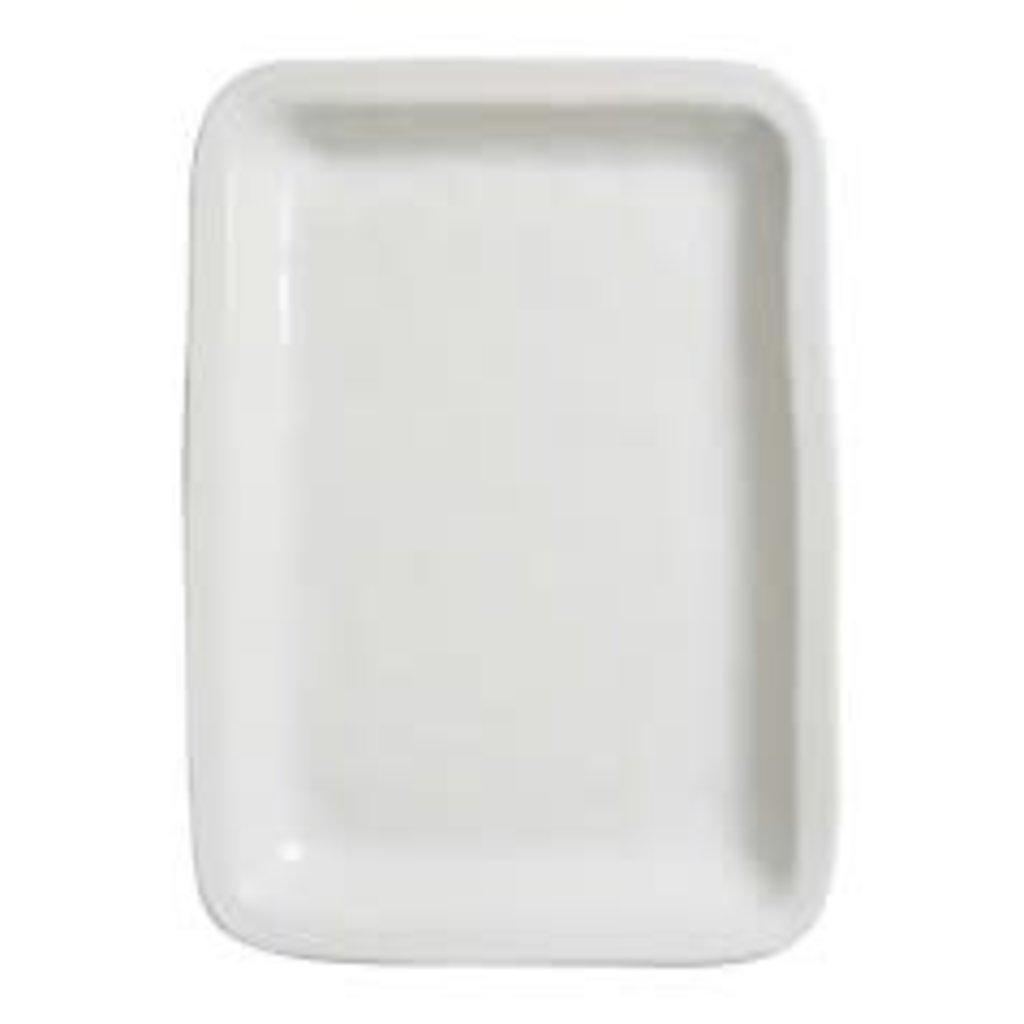 Juliska Juliska Puro Rectangular Tray/Platter- White