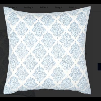 John Robshaw Textiles John Robshaw Issa Euro Sham - Insert Sold Separately