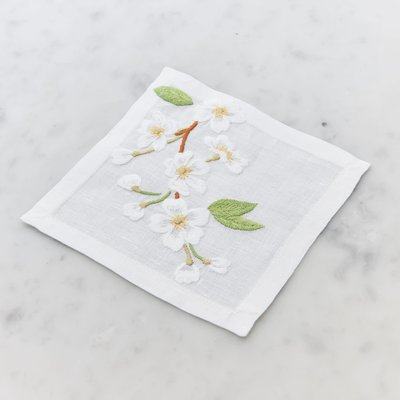 Haute Home Haute Home Dogwood Coasters (set of 4)