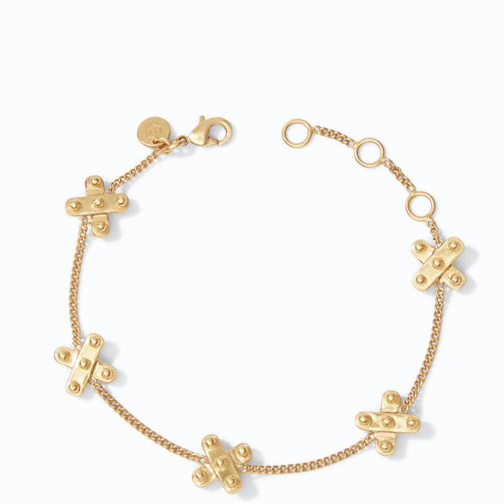 Julie Vos Julie Vos SoHo Delicate Bracelet Gold