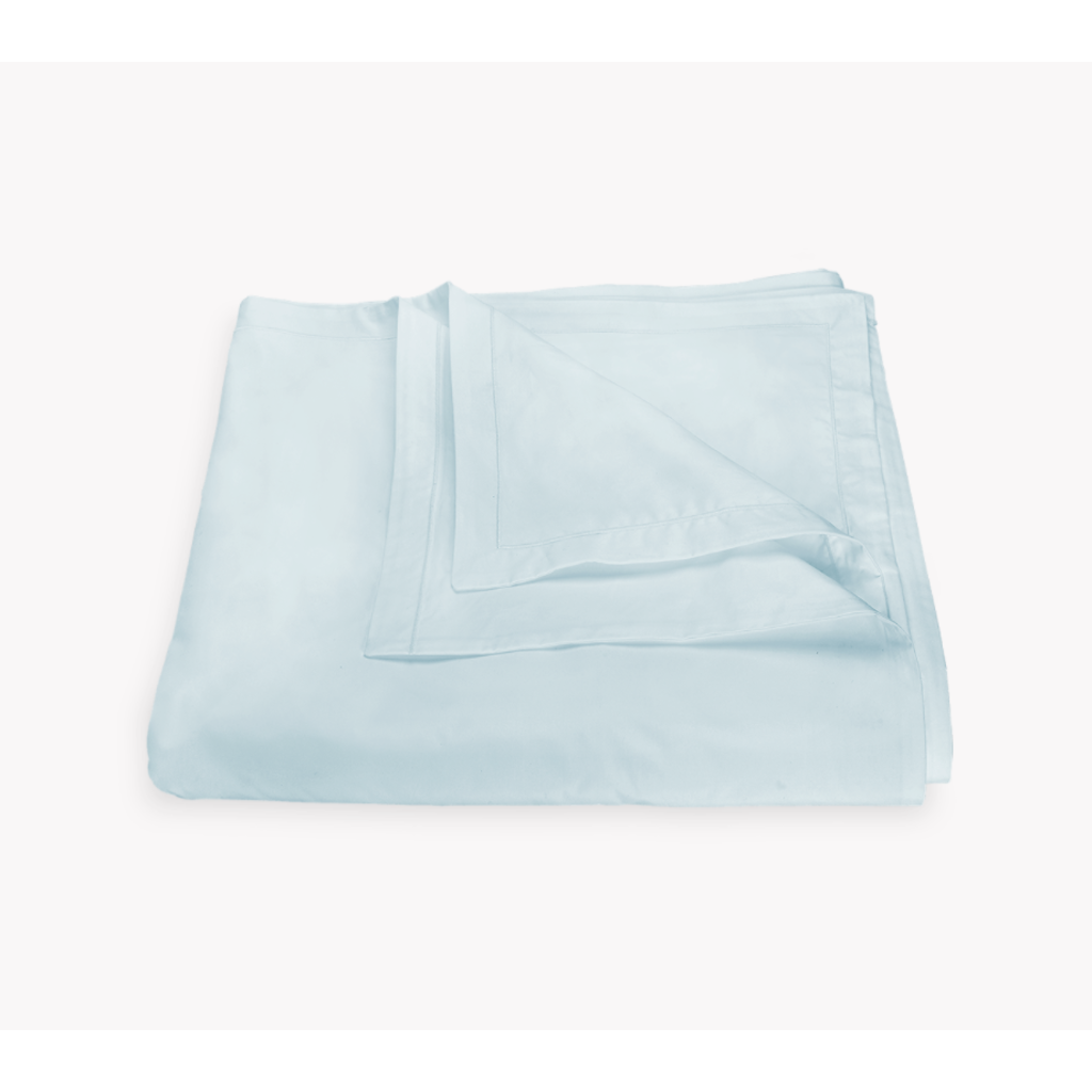 Matouk Luca Satin Stitch Duvet Covers