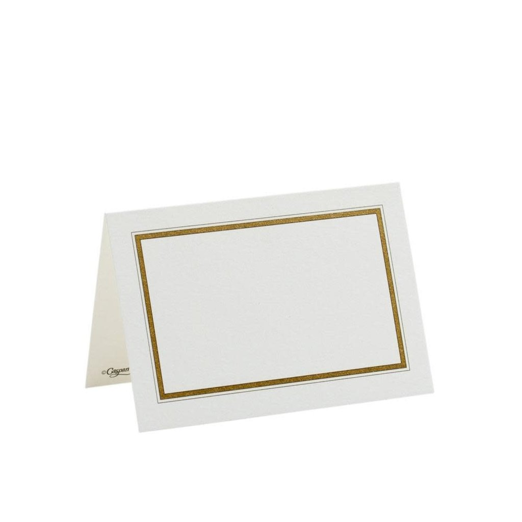 Caspari Caspari Place Cards - Golden Rule