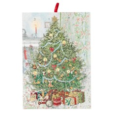 Caspari Caspari Advent Calendar - Tree With Gifts