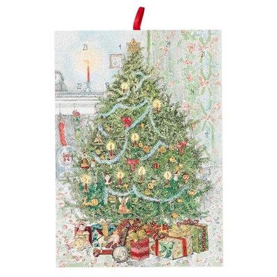 Caspari Caspari Advent Calendar - Tree With Gifts