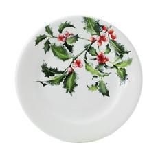 Gien France Gien Holly Dessert / Salad Plate