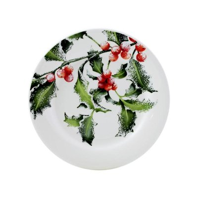 Gien France Gien Holly Canape Plate
