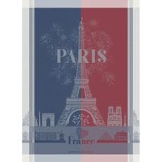 Garnier Thiebaut Kitchen Towel Paris Celebration