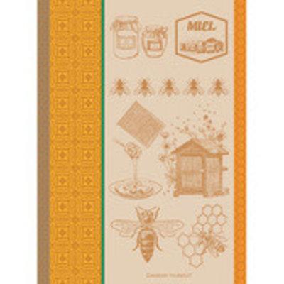 Garnier Thiebaut Kitchen Towel Miel et Abeilles