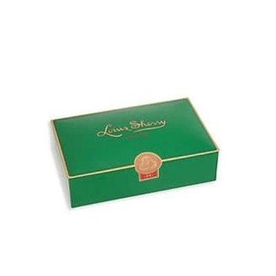 Louis Sherry LOUIS SHERRY 2 PIECE Mistletoe Green tins