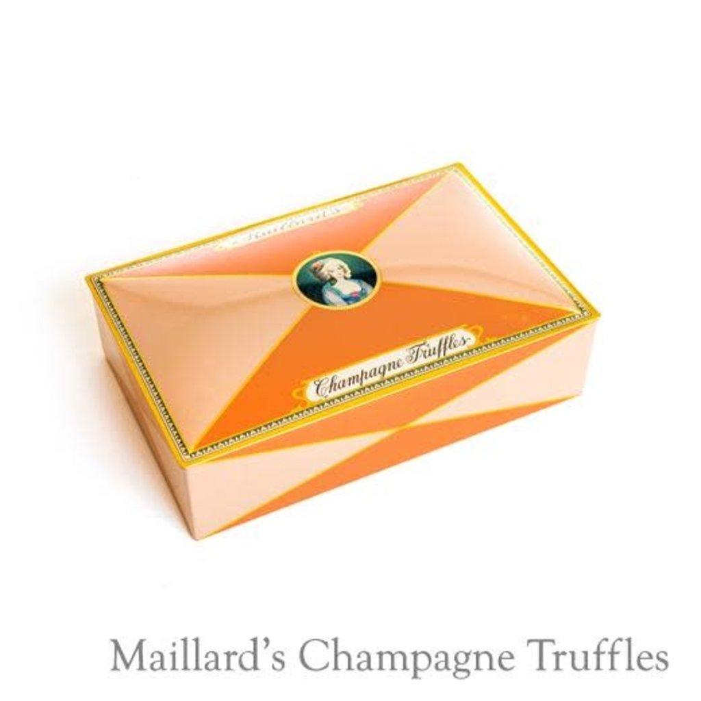 Louis Sherry Louis Sherry Maillard's Champagne Truffles - 12 pc