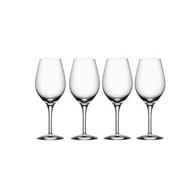 Orrefors More Wine Glass Set of 4