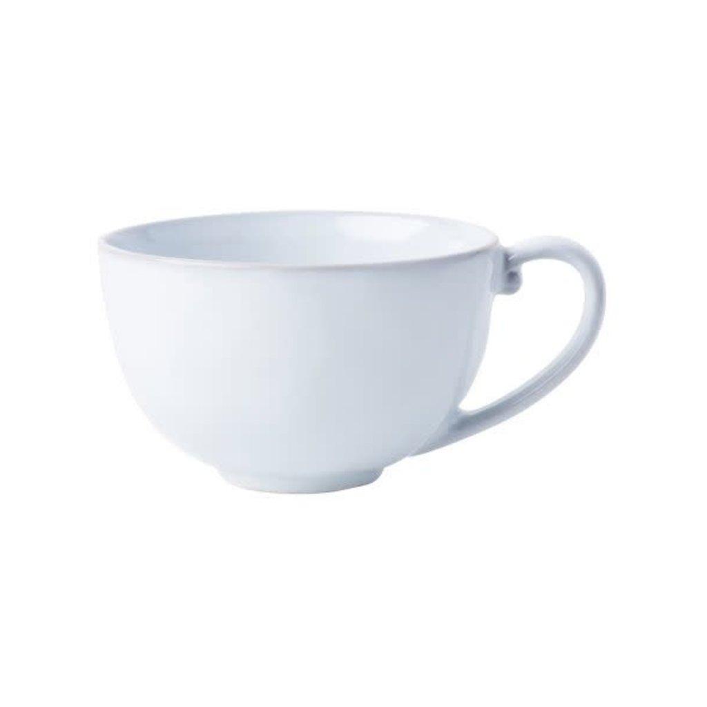 Juliska Juliska Quotidien White Truffle Tea/Coffee Cup