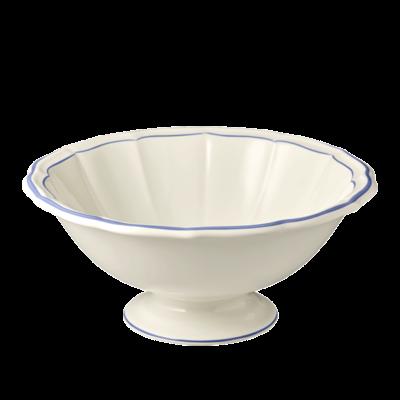 Gien France Gien Filet Bleu Vegetable Bowl