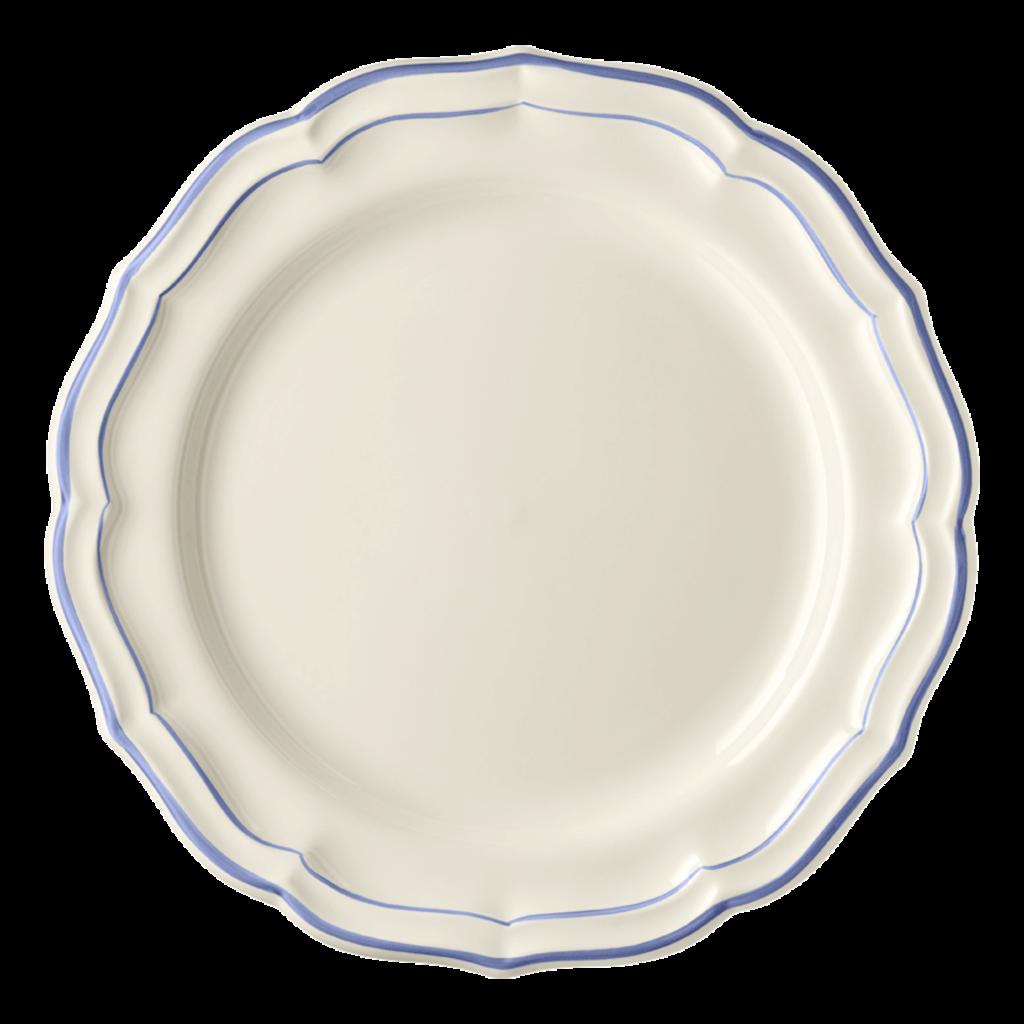 Gien France Gien Filet Bleu Dinner Plate