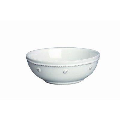 "Juliska Juliska Coupe Bowl B&T white Small-6"" W"