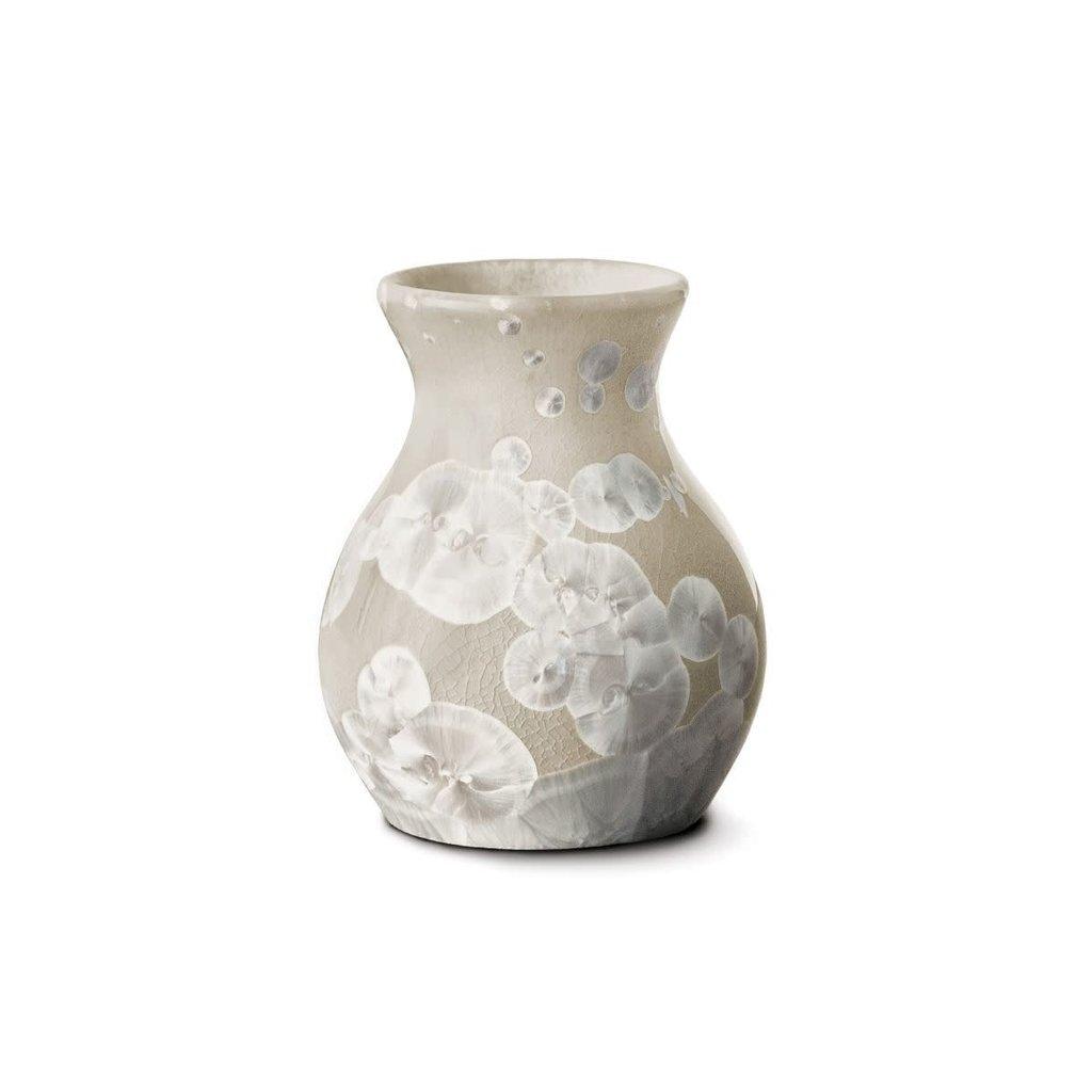 Simon Pearce Simon Pearce Curio Crystalline Bud Vase- Dusk
