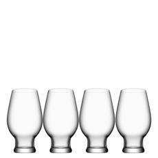 Orrefors Beer Glass IPA (Set of 4)