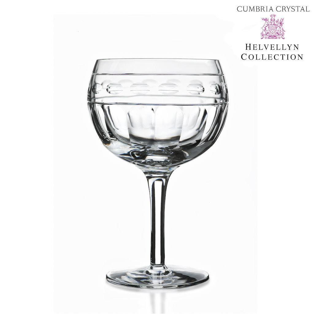 Cumbria Cumbria Helvellyn Gin Glass