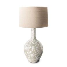 Simon Pearce Simon Pearce large Crystalline Lamp Warren (dusk)- Shade Sold Separate