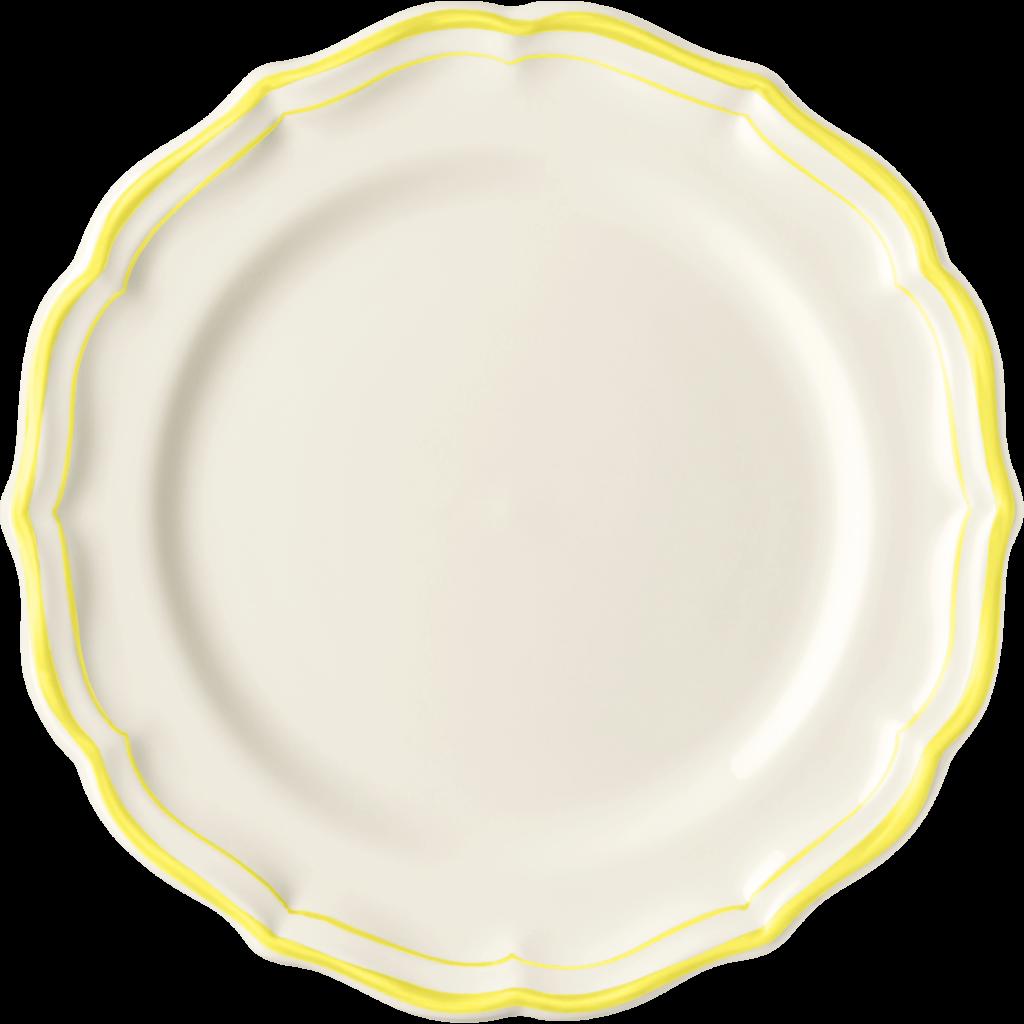 Gien France Gien Filet Dessert / Salad Plate