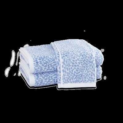 Matouk Matouk Nikita Wash Cloth Azure