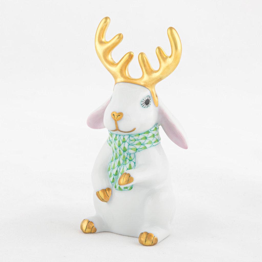 Herend Reindeer Rabbit