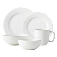Juliska Juliska Puro Whitewash 20pc Dinnerware Set