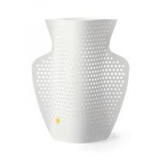 Fiorentina Fiorentina Large Perforated Paper Vase Cyano