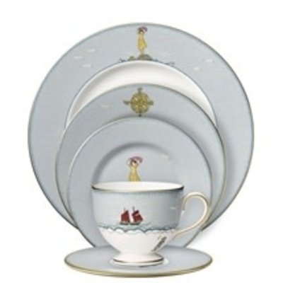 Wedgwood Wedgwood Sailor's Farewell 5-Piece Place Setting
