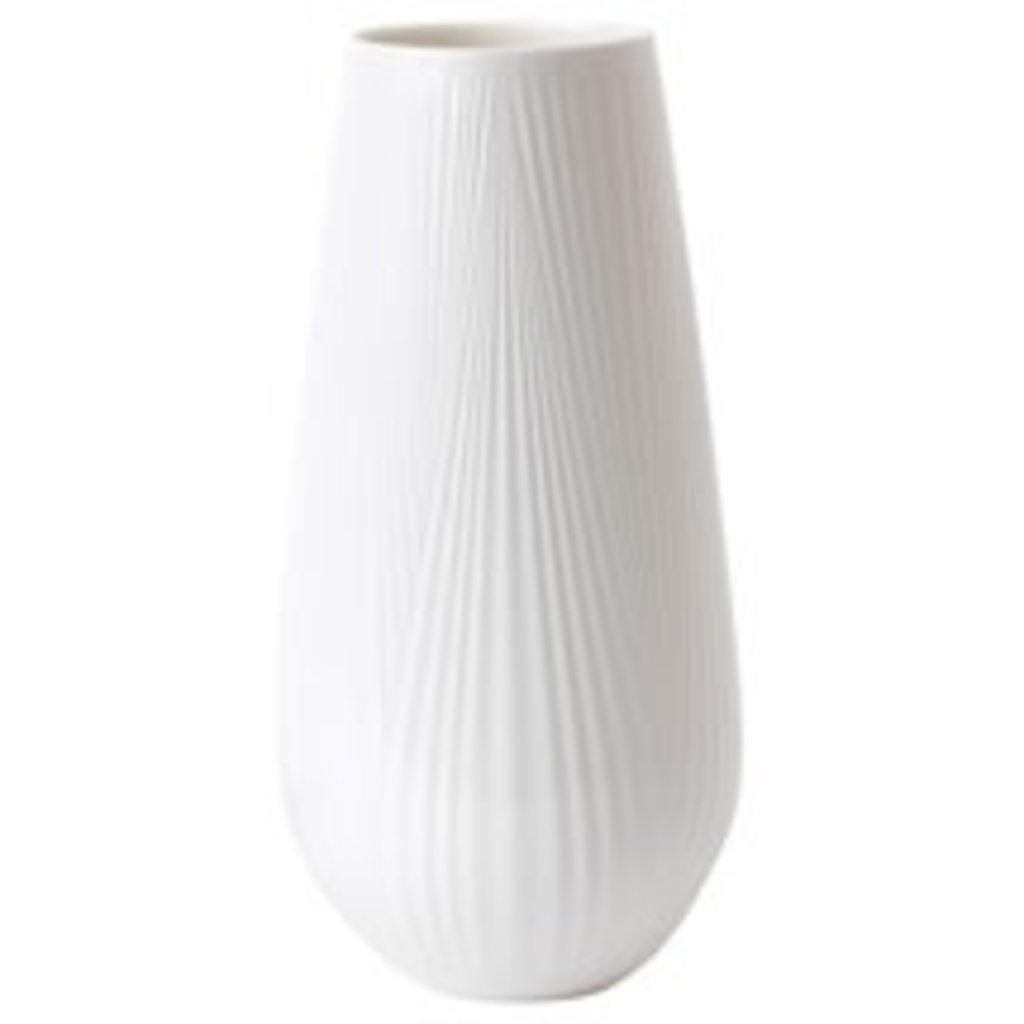 Wedgwood Wedgwood white folia vase tall