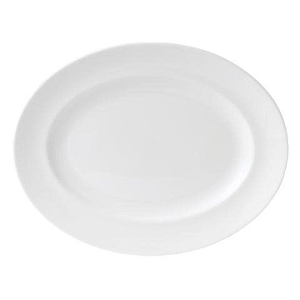 Wedgwood Wedgwood white oval platter