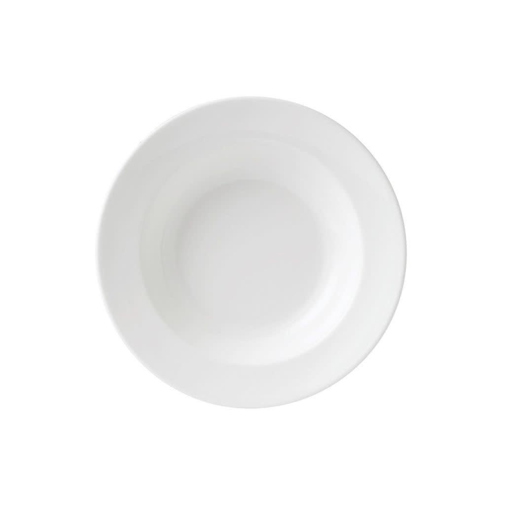 Wedgwood Wedgwood White Rim Soup Bowl