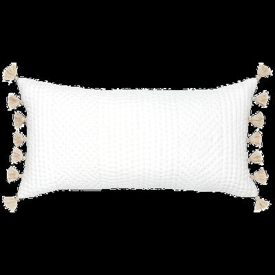 John Robshaw Textiles John Robshaw Sahati Sand Bolster 17 x 32