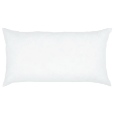 John Robshaw Textiles John Robshaw Pillow Insert for 17x32 pillow (insert size 18 x 33)