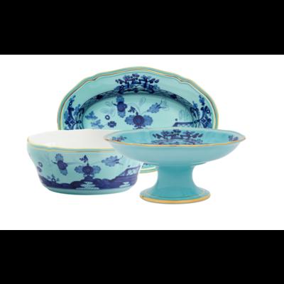 Richard Ginori Richard Ginori Oriente Italiano Collection Serving Pieces - Iris