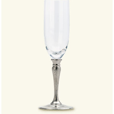 Match 1995 Match Pewter Champagne Glass