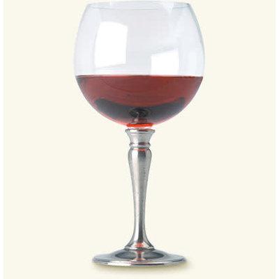 Match 1995 Match Pewter Balloon Wine Glass