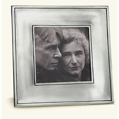 Match 1995 Match Lombardia Square Frame, Medium 6.3 in. 3.8 in. square picture opening