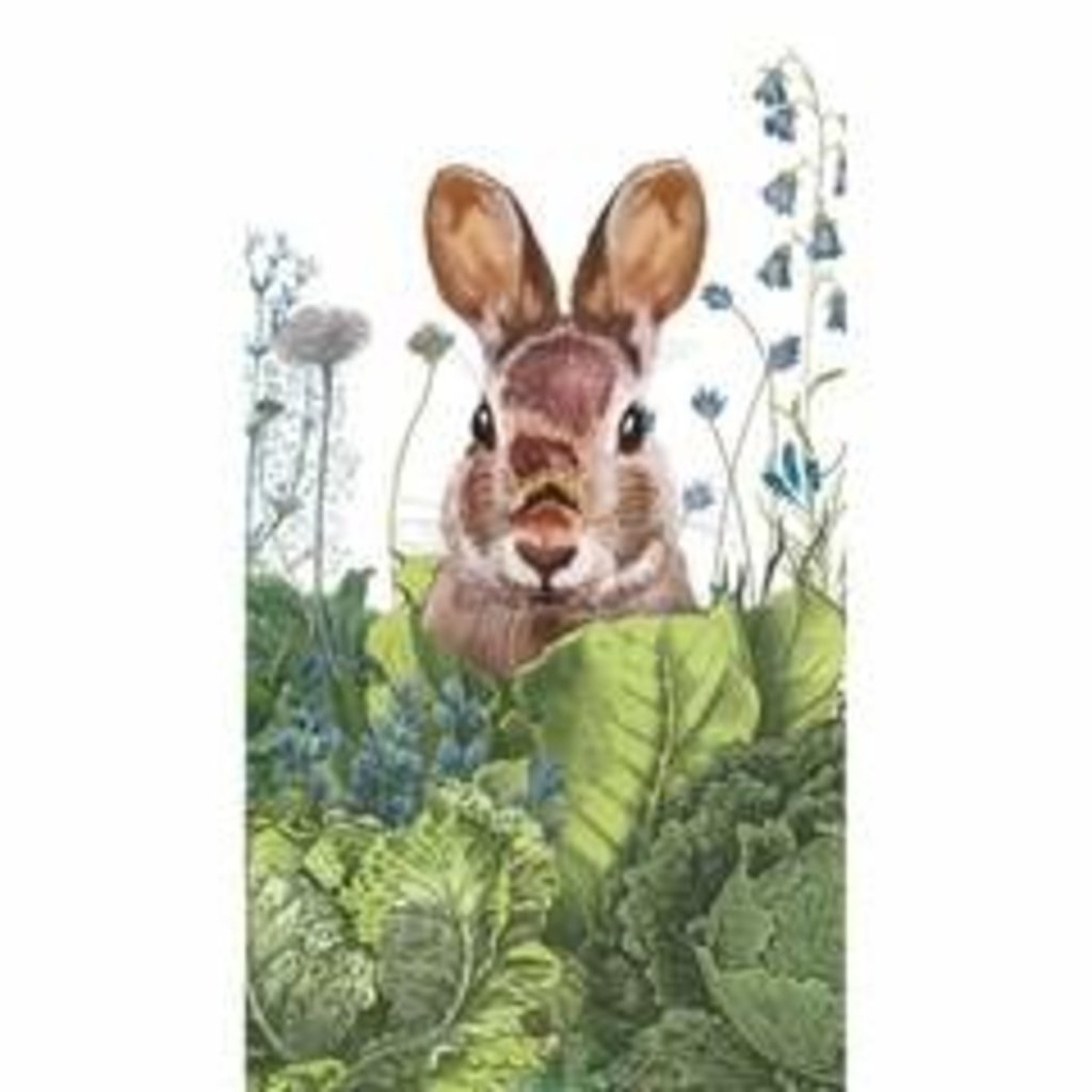Paperproducts Design PPD Guest Towel - Chou Chou Bunny