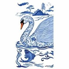 Paperproducts Design PPD Guest Towel - Empress's Swan