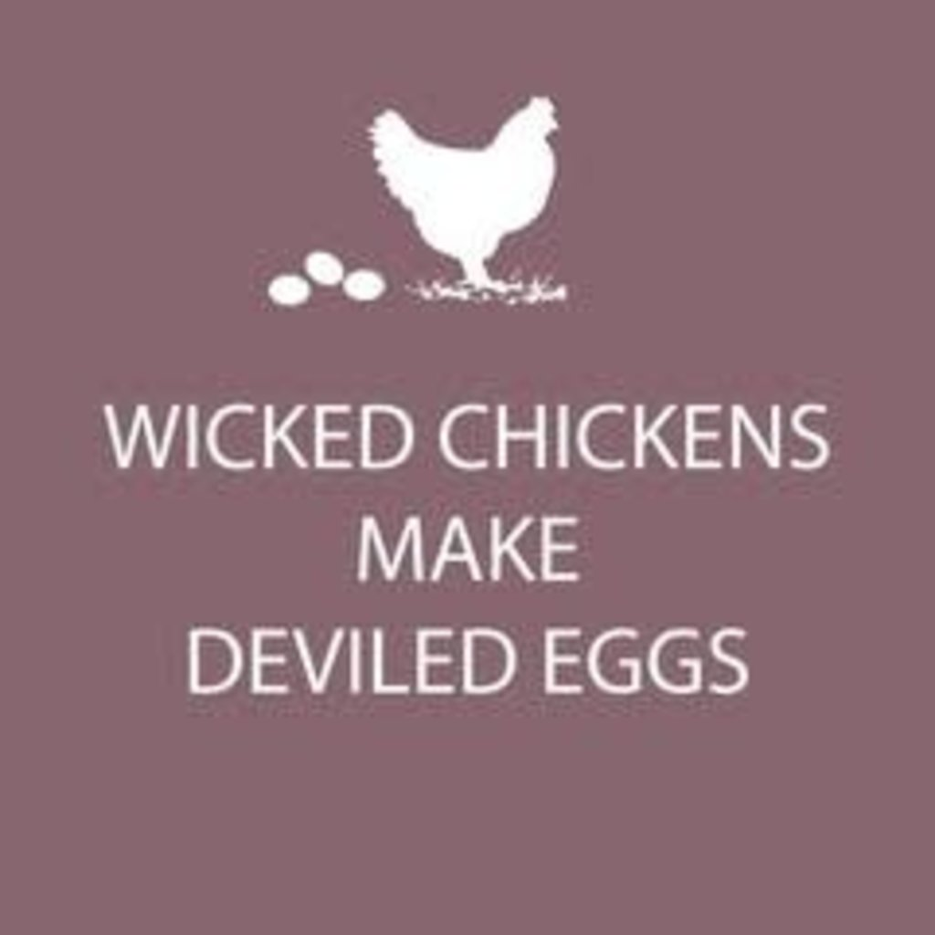 Paperproducts Design PPD Beverage Napkin - Wicked Chickens