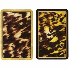 Caspari CASPARI TORTOISE PLAYING CARDS JUMBO