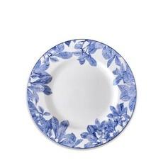Caskata Caskata Arbor Blue Salad Plate