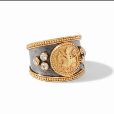 Julie Vos Julie Vos Coin Crest Ring