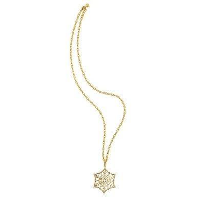 Capucine De Wulf Capucine De Wolf Snowflake Pendant Necklace